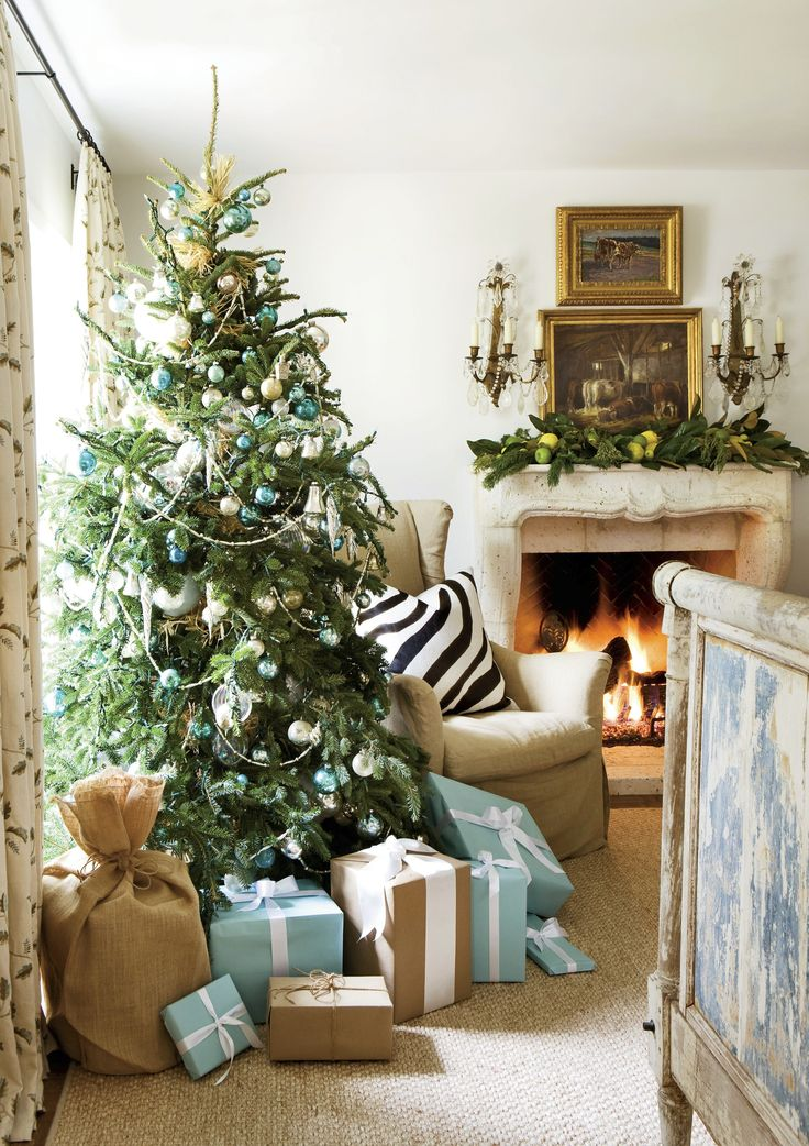 25 Of Our Best Holiday Decorating Ideas Throughout The Years. Magical  ChristmasChristmas FunOld Fashioned ...