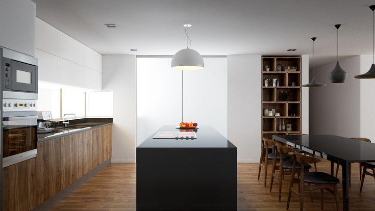 Cocina Casa R