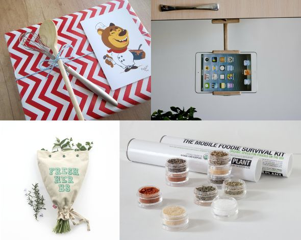 Bakers   Cooks   Food lovers Terrapin and Toad: Etsy gift guide and wrapping ideas