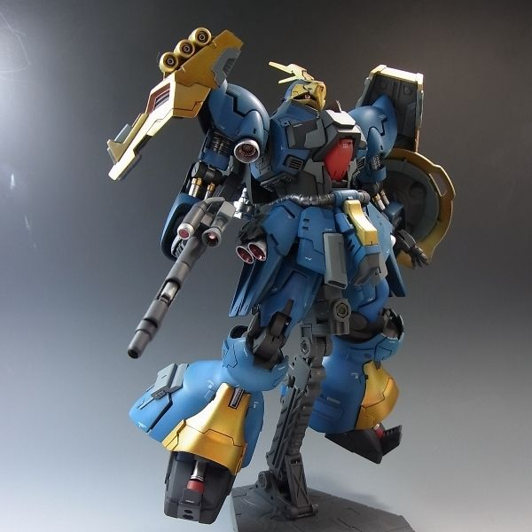 HGUC 1/144 MSN-03 Jagd Doga - Customized Build Modeled by sagiyy CLICK HERE TO VIEW FULL POST...