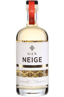 #Gin de neige : un essentiel pour les #gintonic! #origineQuebec