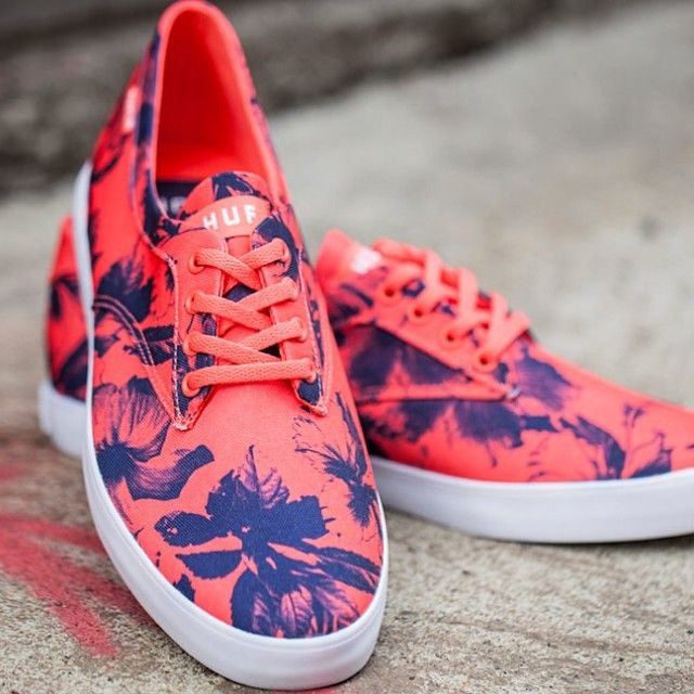 These Huf joints got us feeling the summer vibes.