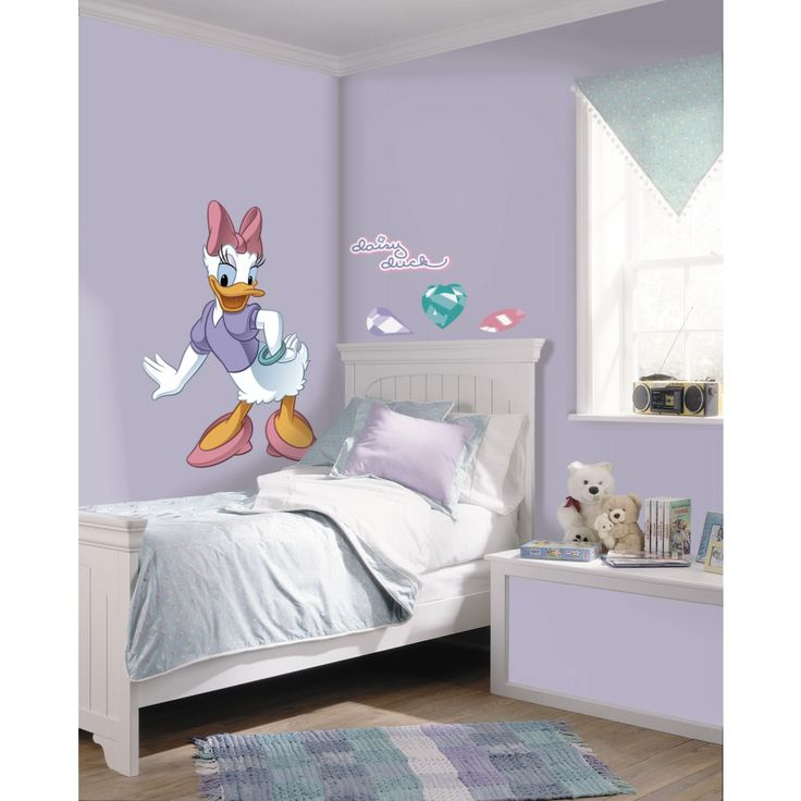 Take A Look At This Daisy Duck Peel U0026 Stick Giant Wall Decal By Disney On  Today! Part 37