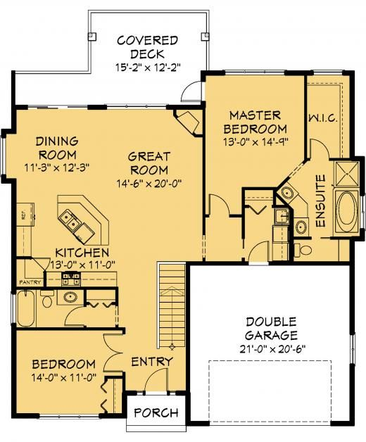 533 Best Images About Small House Plans On Pinterest