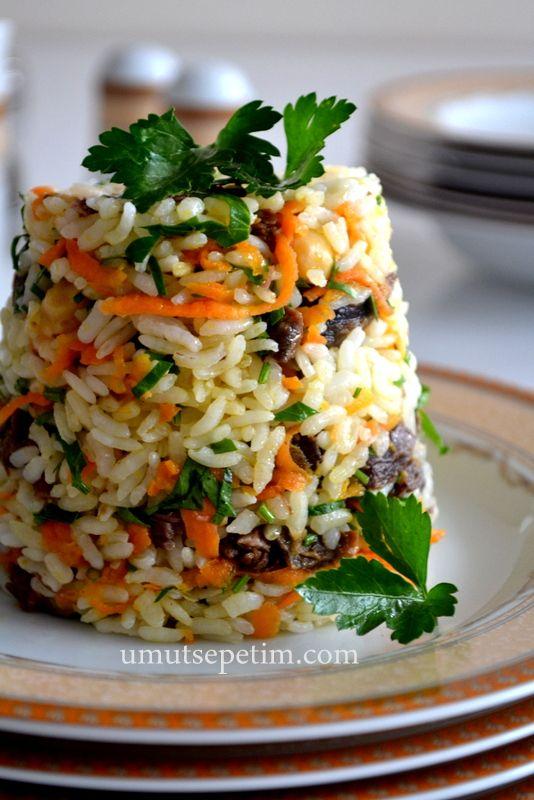 Pirinç pilavı tarifleri