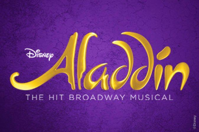 Disney's Aladdin Broadway Musical in Chicago