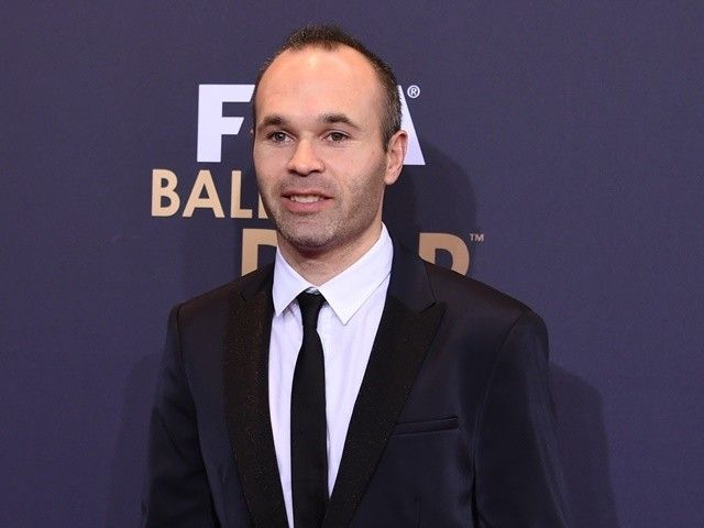 Andres Iniesta looking forward to Manchester City clash #Champions_League #Barcelona #Football
