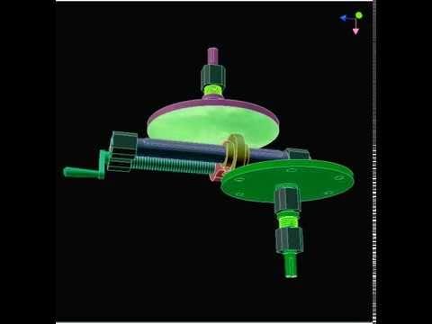 Вариатор на фрикционных дисках