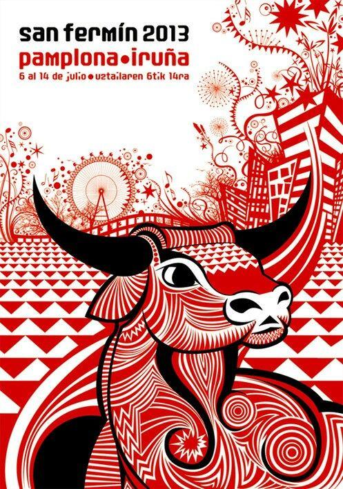 Running of the Bulls, San Fermin 2013