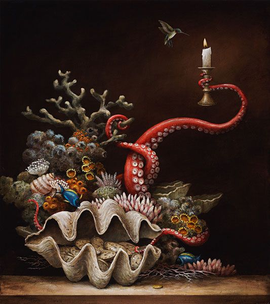 Cache Reef by Kevin Sloan, 2013