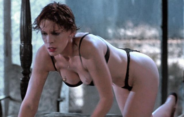 Jamie lee curtis topless picture — pic 1