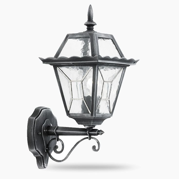 Saxby Endon Riverdale Lantern Wall Light