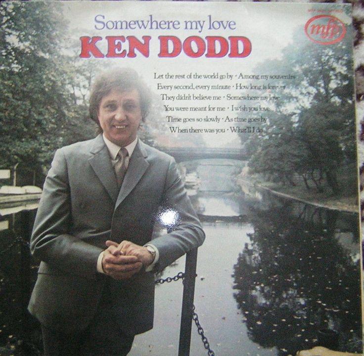 Ken Dodd - Somewhere My Love Vinyl LP