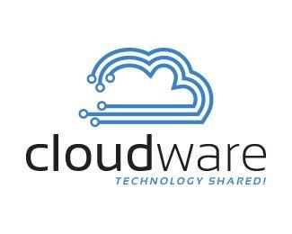 Logo Design - Cloudware