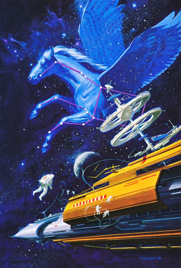 Vincent Di Fate Is A Multiple Award Winning American Artist Specializing In Science Fiction And Fantasy Illustration Read More At Wiki With Links Official