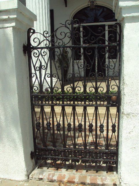 Garden Gates And Fences Rustic