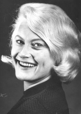 Monica Zetterlund 20.9.1937 - 12.5.2005