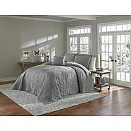 Cannon Gray Bedspread at Kmart.com