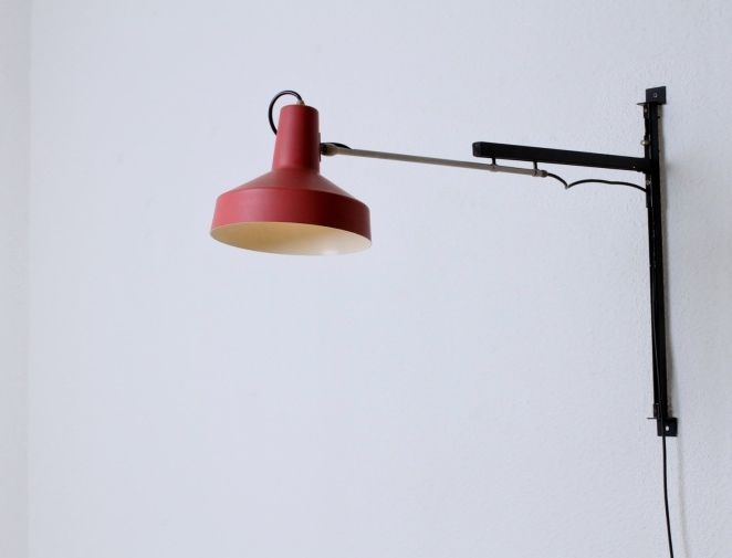 VINTAGE DESIGN: HIEMSTRA EVOLUX TELESCOPE LAMPS • DESIGN. / VISUAL.