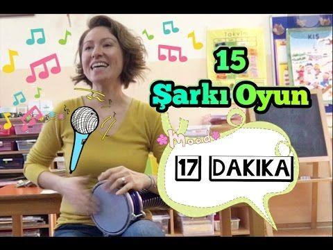 15 Şarkı Oyun -17 Dakika - Patates adam | ceviz adam | kirmizi balik | ellerim tombik tombik - YouTube