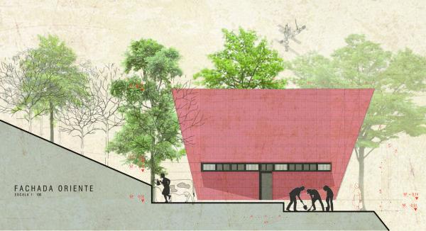 Vivienda Social Rural – Colombia -Casa Techo 2 – ESTACIÓN ESPACIAL – Arquitectos