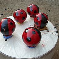 need something to do with your old bowling balls :: Hometalk