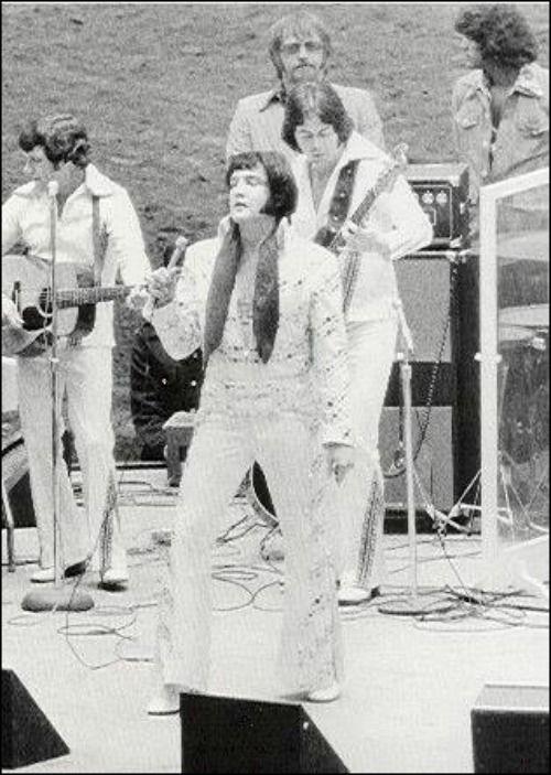 Elvis Houston Astrodome 1974