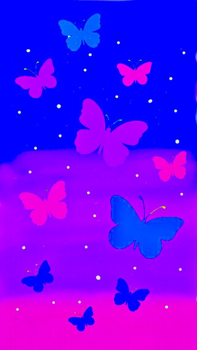 Butterfly Art In 2019 Cellphone Wallpaper Emoji Wallpaper