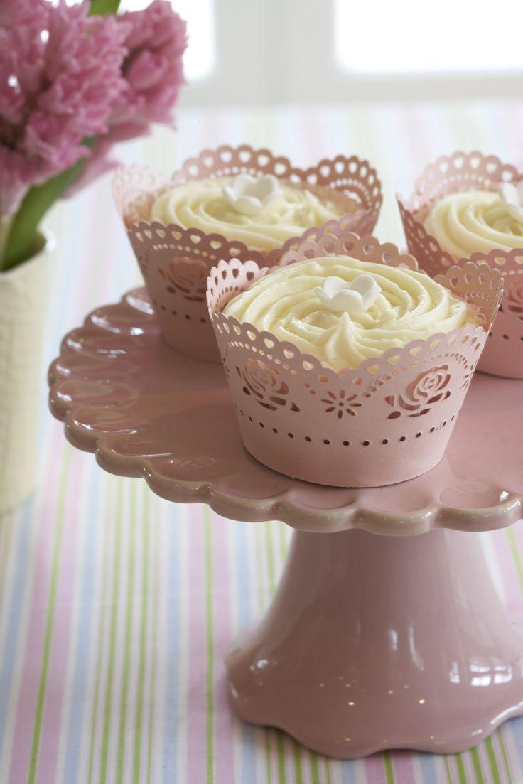 ... Cupcakes op Pinterest - Bruiloft cupcakes, Taarten en Mooie cupcakes