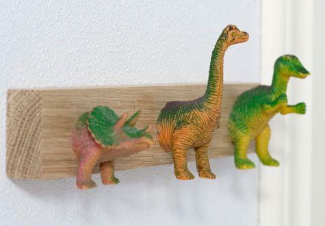 Plastdjur som krokar|viivilla.se