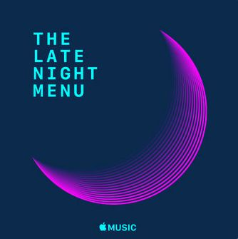 Apple Music Playlist _ The Late Night Menu Music covers