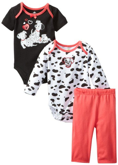 Amazon.com: Disney Baby Baby-Girls Newborn 2 Piece Boysuit with Pant Set-3, Black/White, 0-3 Months: Clothing
