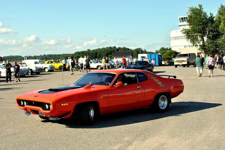 Plymouth Roadrunner 71