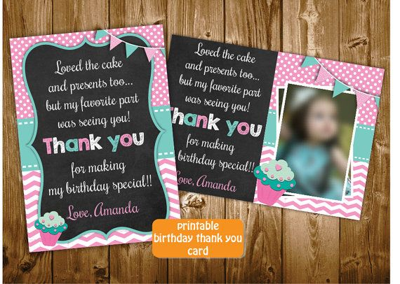 Printable Chalkboard Cupcake Picture by RedRedRoseHandmade on Etsy