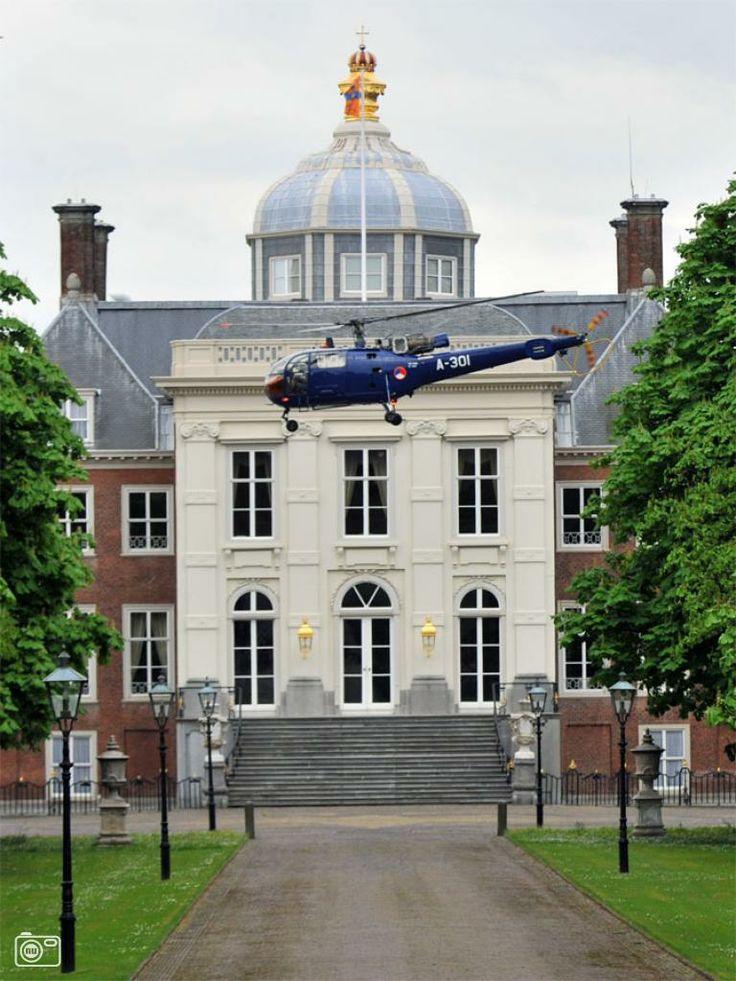 Huis ten Bosch, Den Haag, Zuid-Holland.