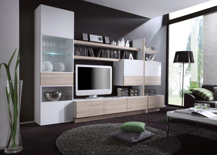 Wohnwand weiß hochglanz hängend  Best 25+ Wohnwand weiß hochglanz ideas on Pinterest | Wohnwand ...