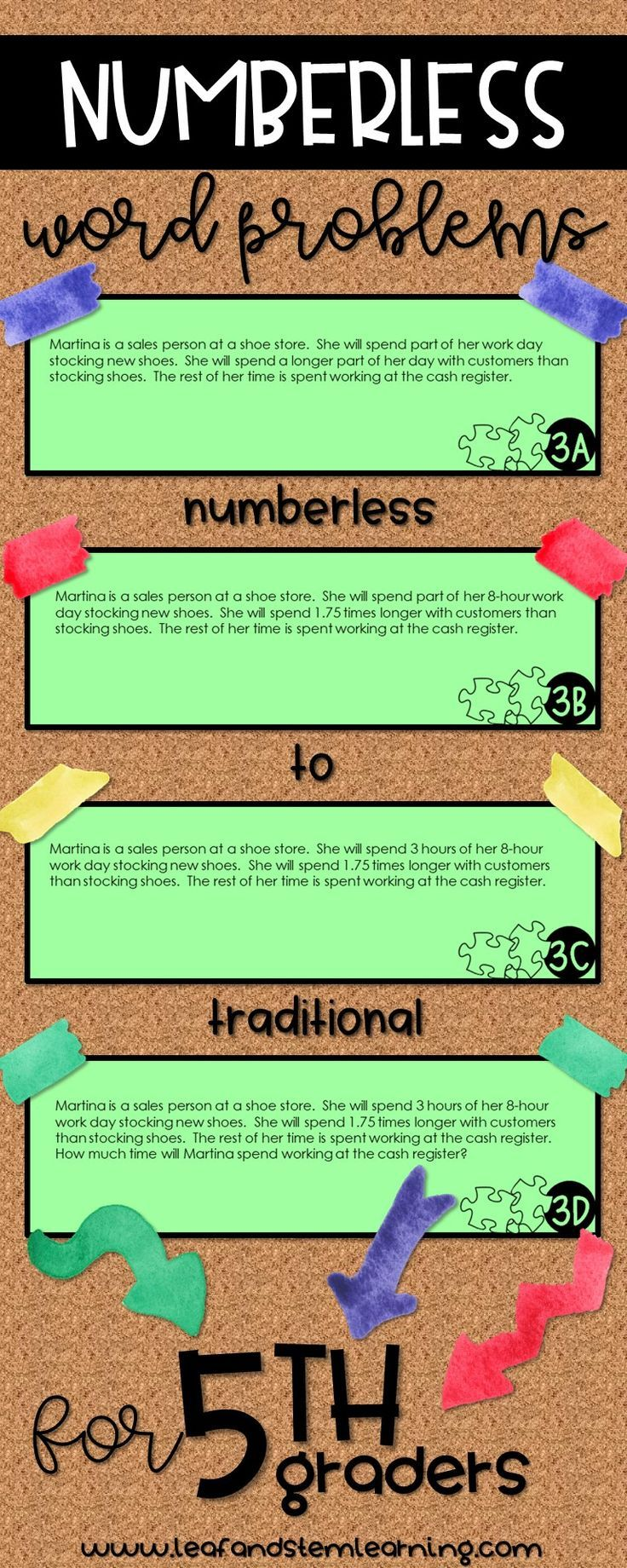 Numberless Word Problems For 5th Graders Change Your Students Problem Solving Mindset With Multi Step Proble Word Problems Math Word Problems 5th Grade Math [ 1840 x 736 Pixel ]