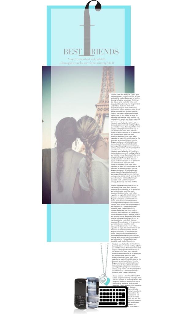 """-bestfriends-"" by letterelle on Polyvore: Letterell, Fashion Styles, Braces, Bestfriends, Polyvore"