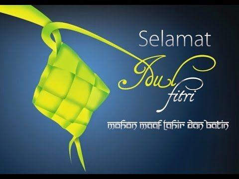 Kartu Ucapan Idul Fitri 1435 H - Kartu Ucapan Selamat Hari Raya Lebaran 2014