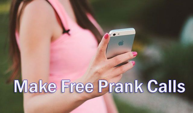 If you want to make a prank call from another number, then VOXOX is the simplest you to make free VOIP calls from your computer or Android mobile.