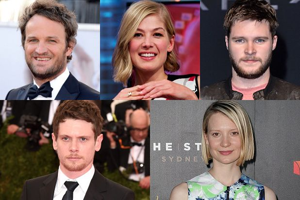 "Cedric Jimenez's next film ""HHHH"" has added an all-star cast including Jason Clarke, Rosamund Pike, Jack O'Connell, Jack Reynor and Mia Wasikowska. The film depicts the meteoric ascension of Reinhard Heydrich (Clarke), 'Reich protector' and architect of the 'Final Solution' who was assassinated by Jan Kubis (O'Connell) and Josef Gabcik (Reynor), two resistant paratroopers. Reinhard Heydrich is the highest-ranking Nazi officer ever killed during World War II. Pike will play Lina Heydrich, an…"