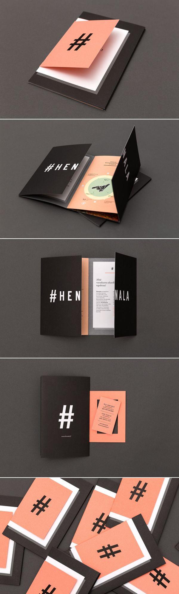 Hennala Visual Identity