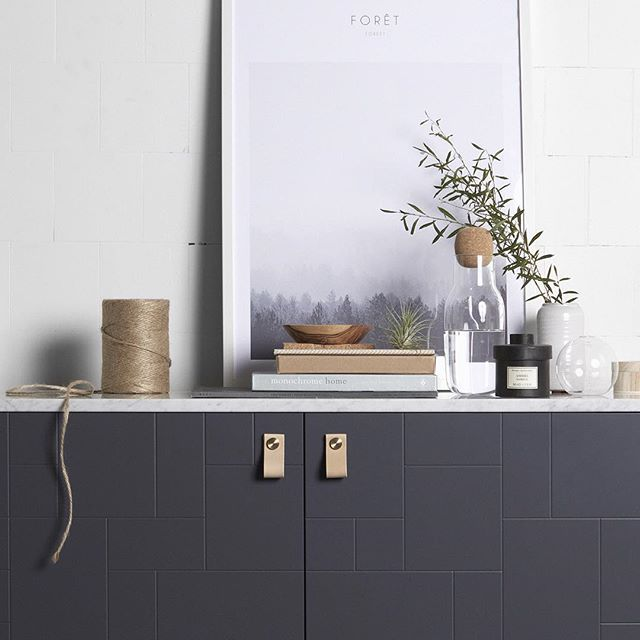 Close up of the styling I did on the #superfront cabinet I designed for @nrktvaksjonen og @regnskogfondet Foto Credit: @matvesla Studio: @whitelightoslo @superfrontdotcom