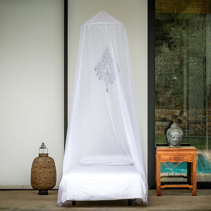 Largest Mosquito Net for Single Bed by 1 EVEN Naturals® now 29% OFF | Screen Netting Canopy Curtains | Insect Malaria Zika Repellent | Money-back Guarantee | Free Carry Pouch ** For more information, visit image link.