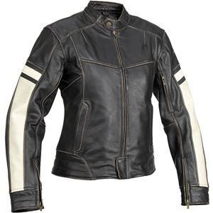 River Road Women's Dame Vintage Leather Jacket