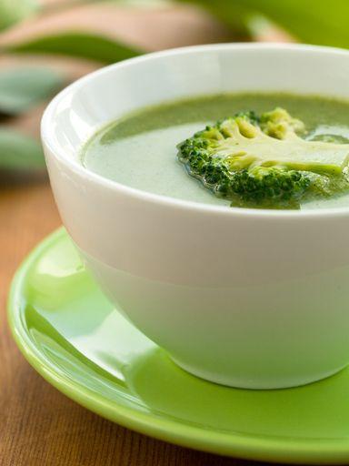 Velouté de brocoli - Recette de cuisine Marmiton : une recette