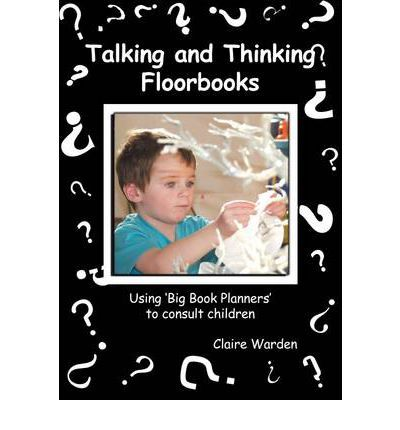 This book has been written to clarify the strategies that are available to practitioners to enable them to plan effective child centred experiences. The book explores how to use Talking and Thinking Floorbooks and the ways in which we can consult children in all areas of play.