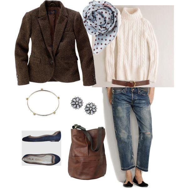 casual but dressy...: Boyfriends Style, Ballet Flat, Style J Crew, Clothing Style, Style Inspiration, Fashion Styles, Boyfriend Style