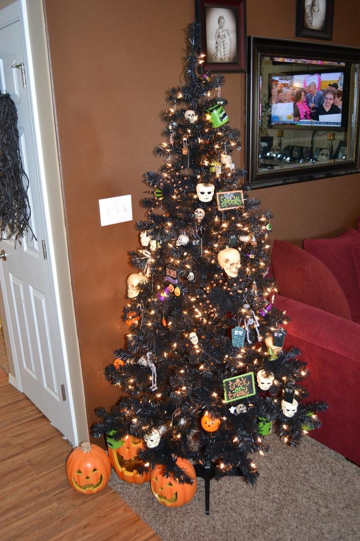 197 best Halloween tree images on Pinterest