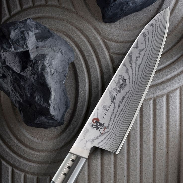 Zwilling Miyabi in acciaio clad metal